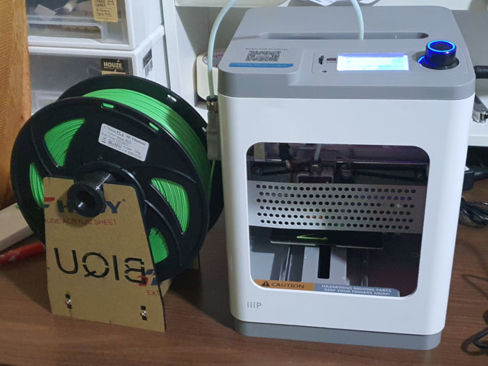 Getting the most out of Monoprice Cadet 3D Printer